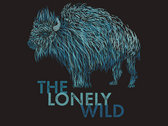 The Lonely Wild Buffalo Shirt: Unisex photo