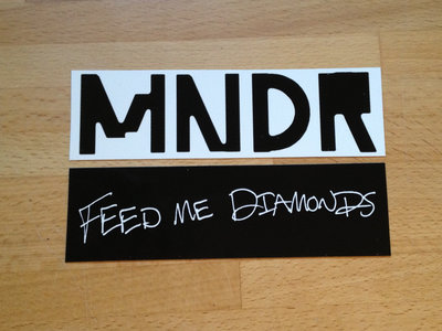 MNDR Sticker Pack main photo