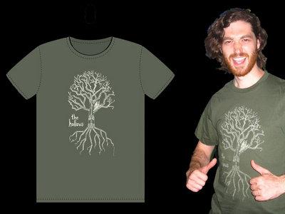 """Burnin' Owl"" tree-shirt main photo"