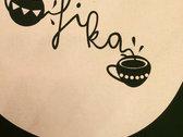 Fika Recordings tote bag photo