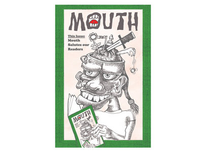 MOUTH Magazine #1 main photo