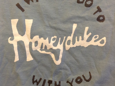 "new ""I Wanna Go To Honeydukes With You"" classic design tee main photo"