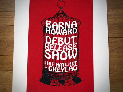 Barna Howard Release Show PRINT main photo