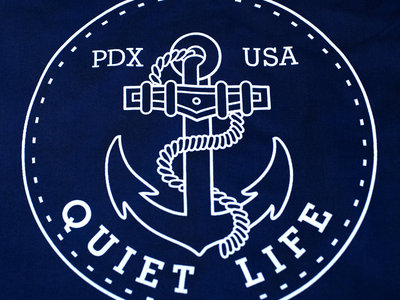 Quiet Life ANCHOR TOTE main photo