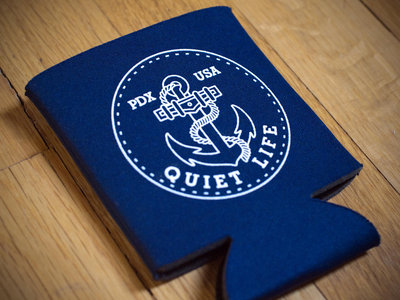 Quiet Life ANCHOR KOOZIE main photo