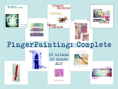 Download-only of all 10 FingerPainting: Complete shows main photo