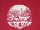 Destroy The Reptilians T-shirt photo
