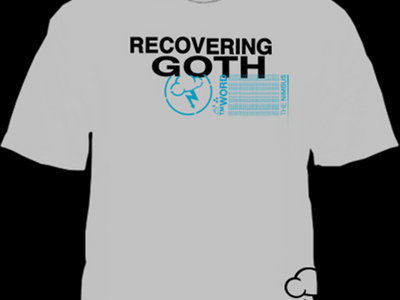 'Recovering Goth' Shirt main photo