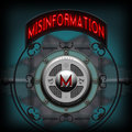 Misinformation Podcast image