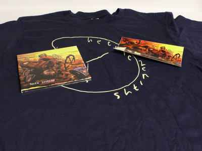 Hectic Zeniths Bundle [T-Shirt, Digipak, Sticker] main photo