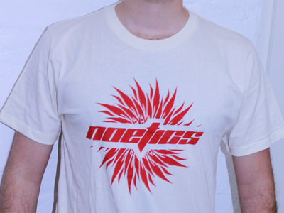 Noetics T-Shirt Ecru main photo