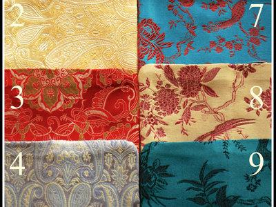 Chinese Silk Prayer Book Covers main photo