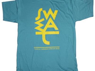 "Sweat ""Logo"", Blue main photo"