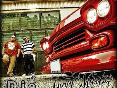 Dogg Master & Djë - Shut Up & Ride (CD Album) main photo