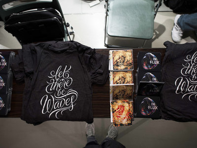 Let There Be Waves T-shirt main photo