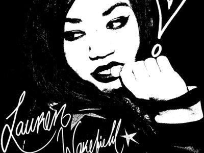 Black & White Lauren Signature T-shirt main photo