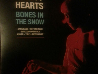 Digital Album : Bones in the Snow EP main photo