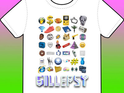 Gillepsy T-Shirt main photo
