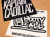 Kaptain Cadillac x Tealer: T-Shirt + CD + Stickers (FREE SHIPPING WORLDWIDE) photo
