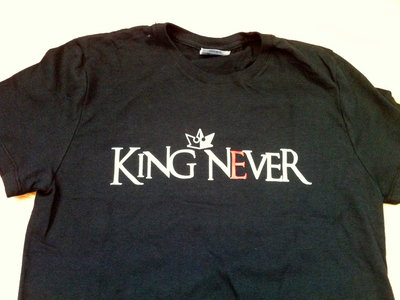 King Never Crown T-shirt main photo