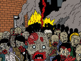 Americans UK Rocktronic Mixtape 1 + 2, comic book anthologies photo