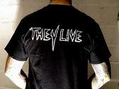 THEY LIVE Logo T-shirt photo