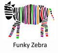Funky Zebra image