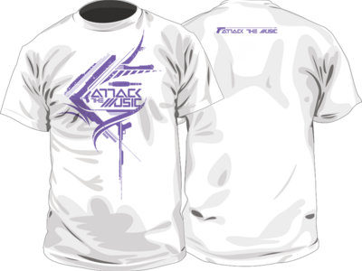 Attack The Music 2014 Limited Edition T-Shirt main photo