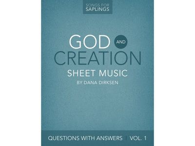 Questions with Answers Vol. 1 God and Creation Sheet Music main photo