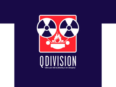 """Q Division T-shirt """"where your lack of planning is our emergency"""" main photo"""