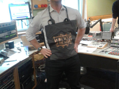 Cotton Tote Bag - as modelled by Dermot O'Leary! main photo