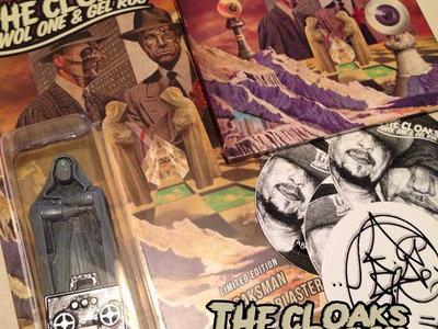 "The Cloaks (Digipak) ""Action Pack"" main photo"