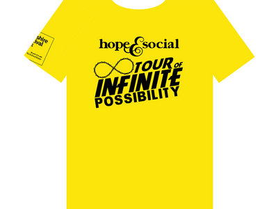 T-shirt of Infinite Possibility (Adult) main photo