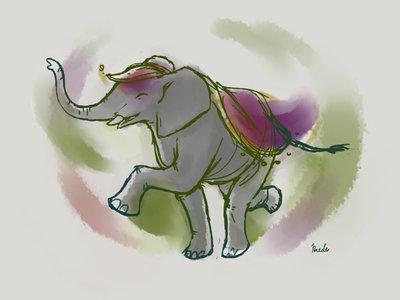 Liberty Elephant poster main photo