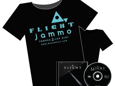 TheAviator - Flight EP & Tee Shirt Combo main photo