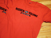 Hidden Volume TV Eye Logo T-Shirt photo