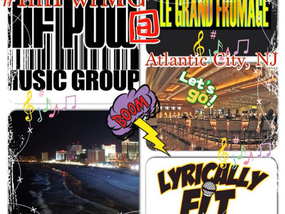 July 25th Live @ Le Grand Fromage in Atlantic City main photo