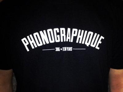 Phonographique x 10 Years T-Shirt main photo
