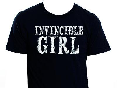 Invincible Girl T-Shirt main photo