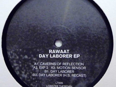 "12"" Vinyl - LT005 Repress main photo"