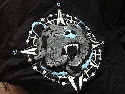 Limited Edition 'Montez' designed T-Shirt. main photo