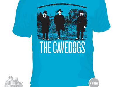 Cavedogs Reunion Show Limited Edition T-shirts main photo