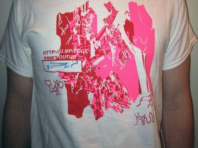 edgePinkyoutub T-Shirt main photo