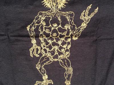 Pussy Headed Chicken Titty Monster T-Shirt main photo