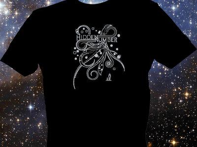 Outerspacetapus T-Shirt (Dark) main photo