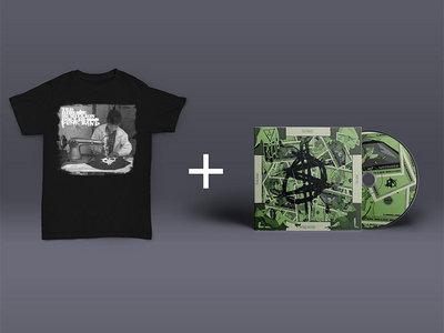 CD + Small Hands T-shirt Bundle main photo