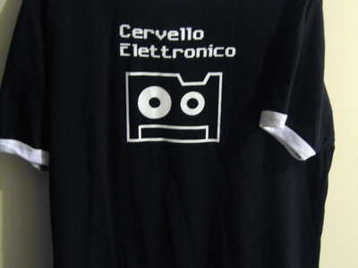 Cervello Elettronico Tape / Reel to Reel T-shirt main photo