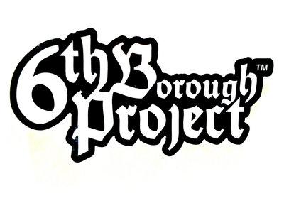 RGRV006 | 6TH BOROUGH PROJECT | VINYL STICKER main photo