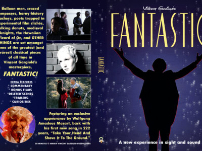 Fantastic Special Edition DVD main photo