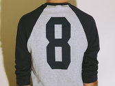 Original 8 Baseball Tee photo